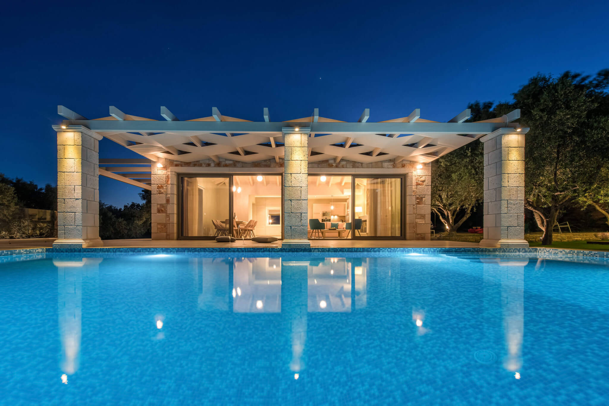 Zakynthos Luxury Villas Greece - Avra