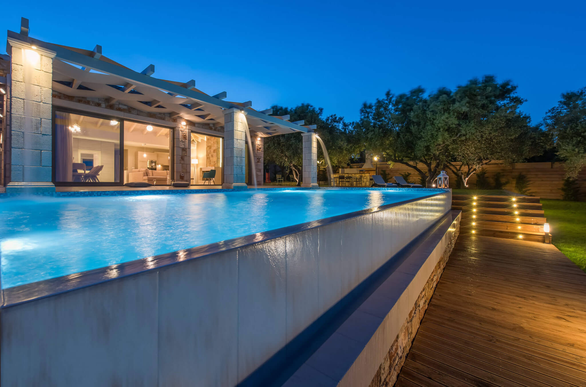 Luxury Villas Avra in Zakynthos